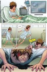Infinite Seven Volume 2 Page 2