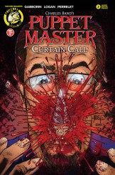 Puppet Master Curtain Call #2 Cover C Kill
