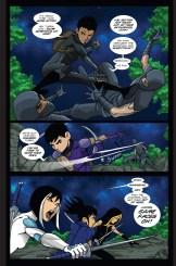 Shinobi Volume 2 #4 Page 3