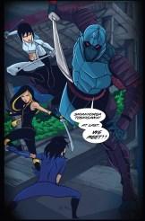 Shinobi Volume 2 #4 Page 5