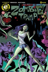 Zombie Tramp #43 Cover A