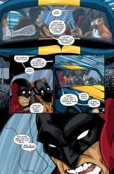 Actionverse #5 Featuring Stray Page 3