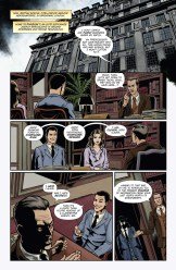 Athena Voltaire and the Sorcerer Pope #1 Page 1