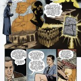Athena Voltaire and the Sorcerer Pope #1 Page 3