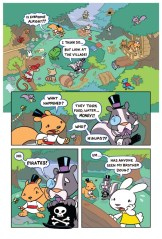 Sami the Samurai Squirrel Welcome to Woodbriar Page 4