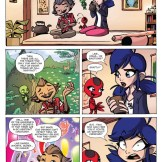 Miraculous Adventures Volume 1 #2 Page 2