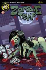 Zombie Tramp #45 Cover C