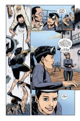 Athena Voltaire and the Sorcerer Pope #3 Page 3