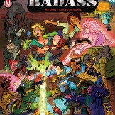 Baby Badass #3 Cover A