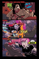 Danger Doll Squad Volume 2 #1 Page 1