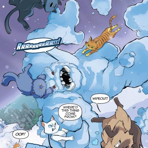 Hero Cats Volume 7 #19 Page 1