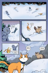 Hero Cats Volume 7 #19 Page 4