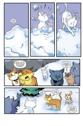 Hero Cats Volume 7 #19 Page 5