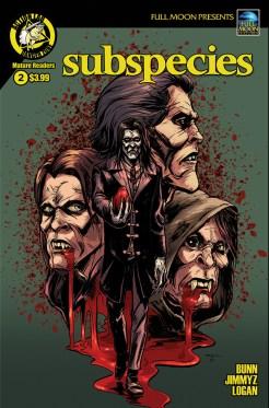 Subspecies #2 Cover A