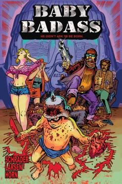 Baby Badass Volume 1 Cover