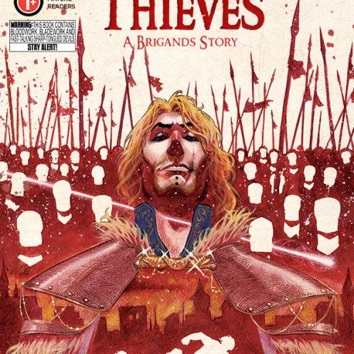 Brigands Ruin of Thieves #1 Cover A Kumar