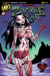 Zombie Tramp #47 Cover A Celor