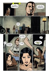 Athena Voltaire and the Sorcerer Pope #2 Page 6