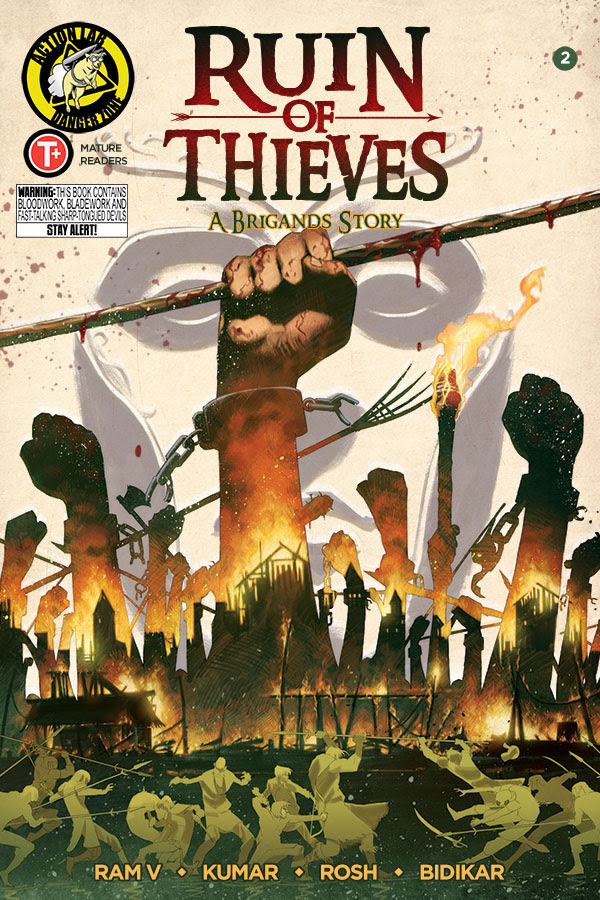 Brigands: Ruin Of Thieves