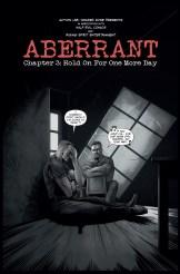 Aberrant #3 Page 2
