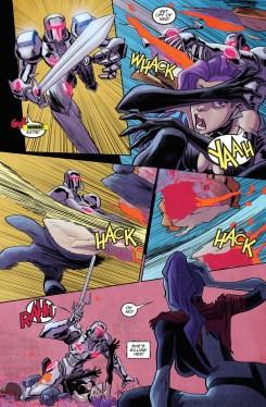 Vampblade Volume 7 #2 Page 2