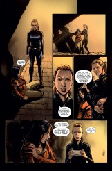 Athena Voltaire Ongoing #6 Page 1