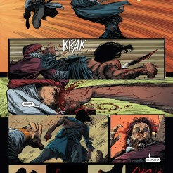 Brigands Ruin of Thieves #4 Page 1