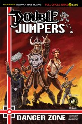 Double Jumpers Volume 2 #2 Cover B