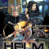 Helm Book 1 Harbinger Cover