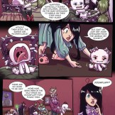 Vamplets Undead Pet Society #1 Page 3