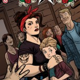 Black Betty #6 Cover A Dantas