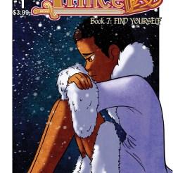 Princeless Volume 7 #1 Cover A