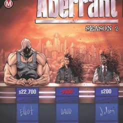 Aberrant Season 2 #3 Cover A