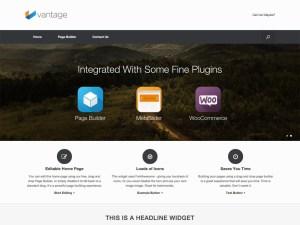 free SEO friendly WordPress theme