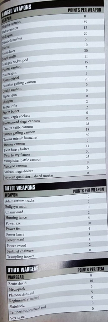 AM IMPERIAL GUARD LEAKS - The Hammer of the Emperor Finally