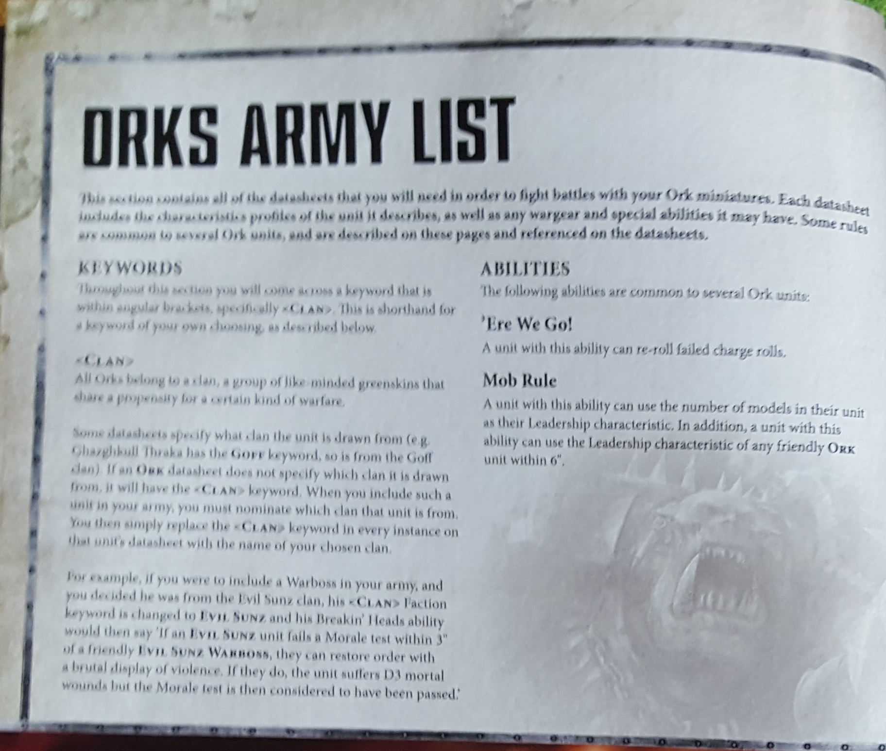 Ork Codex 5th Edition Pdf