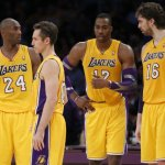 Lakers 2013