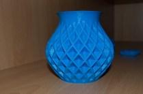 Front Side of Vase
