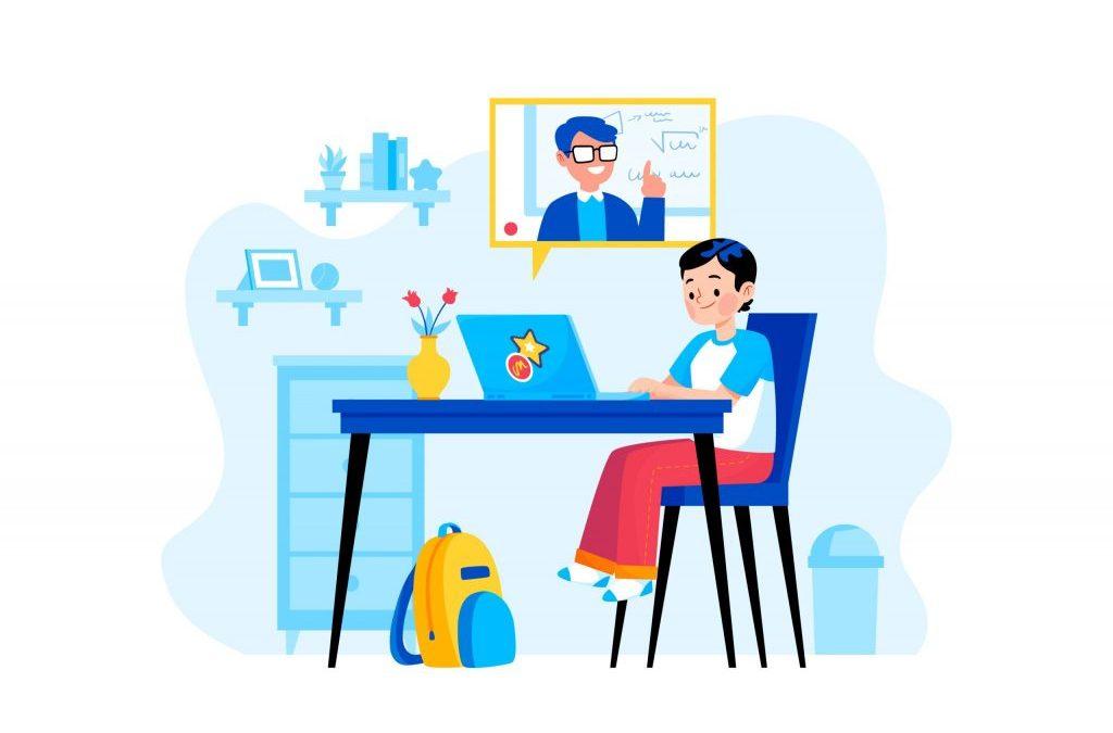 Internet seguire dad lezioni online