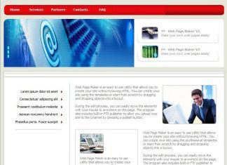 create websites in seconds
