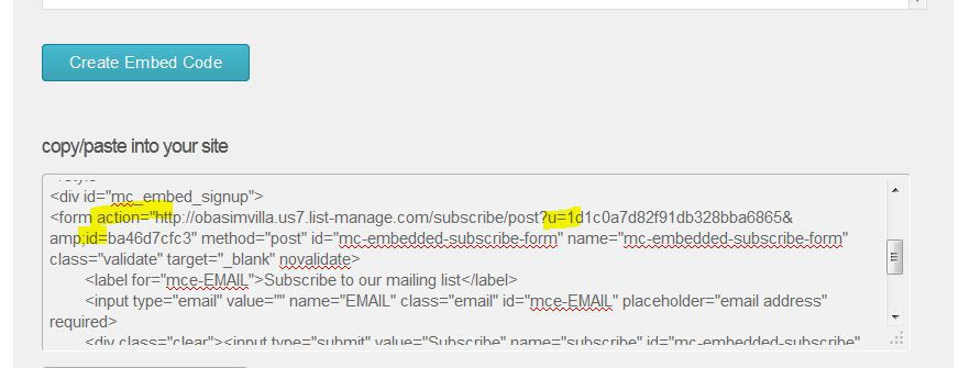 add opt-in form to after post text, before comments on blogger and smf
