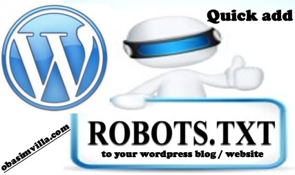 better robots.txt settings for any wordpress powred site