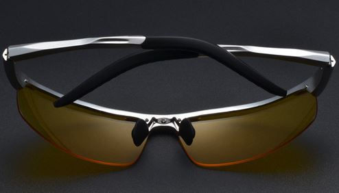 Delegina night-vision anti-glare sunglasses
