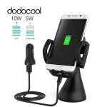 Dodocool DA92B Fast Qi Wireless Car Charger Detailed Review