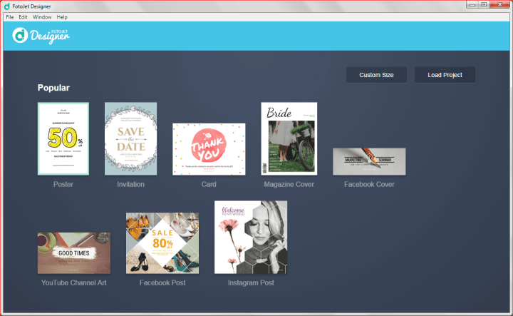FotoJet Designer software review