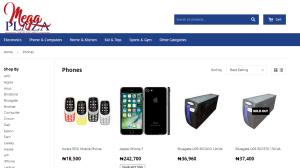 Mega Plaza Nigerian online shop