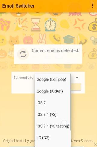 Emoji Switcher tut