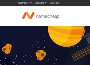 namecheap hosting as a Godaddy hosting alternative