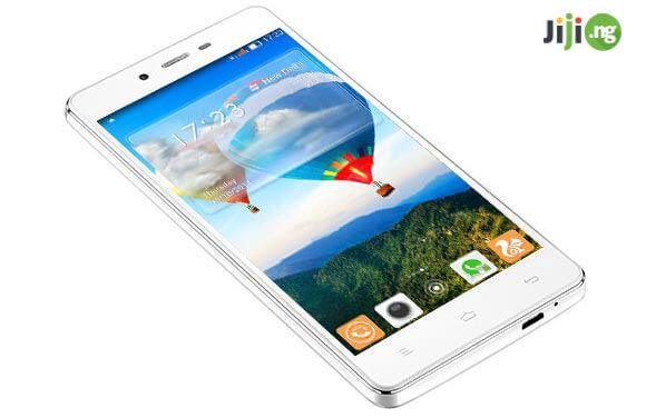 review of gionee Marathon M3 display