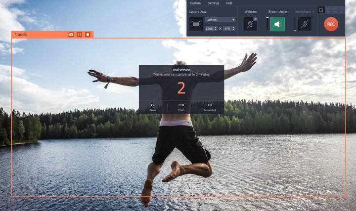 Movavi screen recording app review 2018